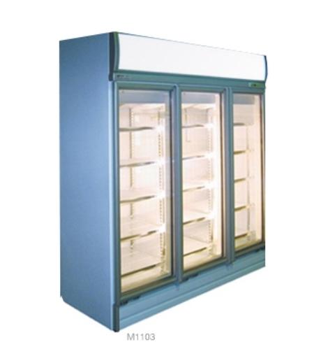 Glass Door Fridges Van Long Machinery